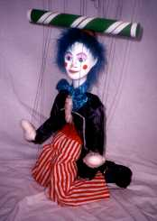 Bobo the Clown from 'Circus on Strings'