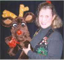 Susan and Rudolph from 'The Holly Follies'